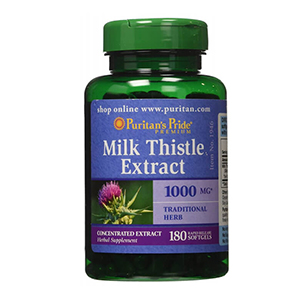 Milk Thistle Extract sản phẩm