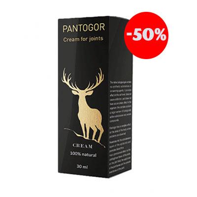 Kem Pantogor hỗ trợ điều trị đau nhức xương khớp