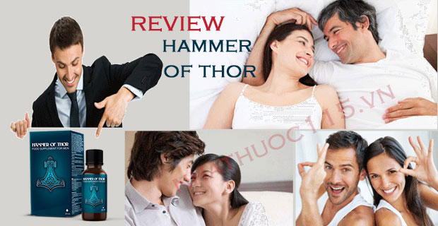 nam giới review hammer of thor