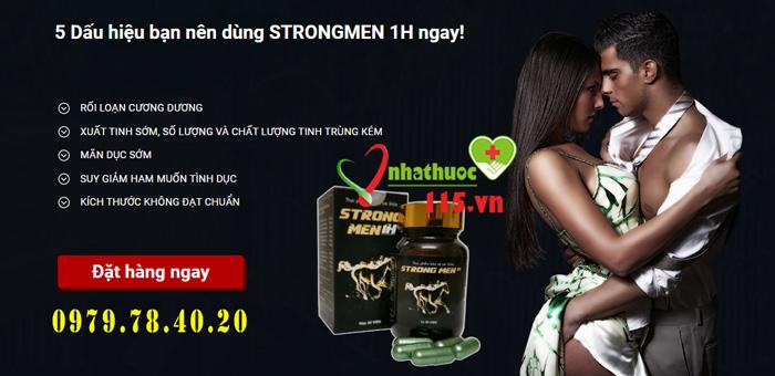 đối tượng dùng strongmen 1h